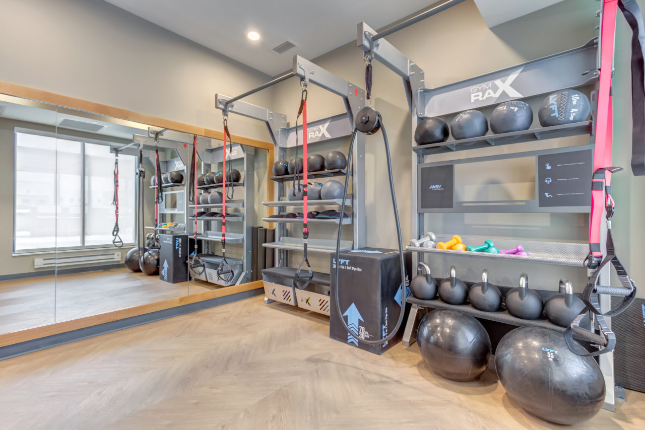 Fitness Center and Wellness Studio